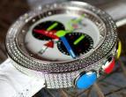 часы Alain Silberstein Rondo Krono Diamonds