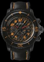 ���� Blancpain Sport Flyback chrono Fifty Fathoms
