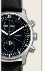часы Nivrel Chronographe
