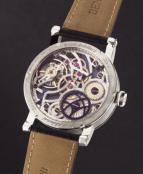часы Benzinger Unitas ¾-Skeleton