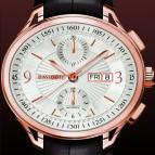 часы Davidoff Chronograph red gold silvered dial