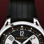 часы Davidoff Bicolour black dial