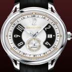 часы Davidoff Bicolour silvered dial