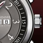 часы Davidoff Chronograph slate grey dial