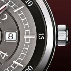 часы Davidoff Slate grey dial