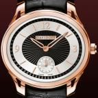 часы Davidoff Lady quartz red gold bicolour dial