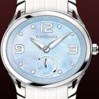 часы Davidoff Lady quartz blue mother of pearl dial