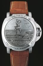 часы Panerai 2005 Special Edition Luminor Sealand Jules Verne