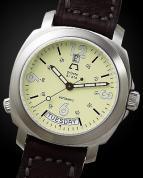 часы Anonimo D-Date Bronze
