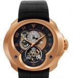 часы Franc Vila Tourbillon Planetaire GMT Red Gold