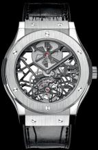 часы Hublot Classic Fusion Skeleton Tourbillon