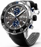 часы IWC IWC Aquatimer Chronograph Edition Jacques-Yves Cousteau