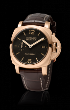 часы Panerai LUMINOR  MARINA 1950 3 DAYS  AUTOMATIC ORO ROSSO