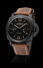 часы Panerai LUMINOR  1950 TOURBILLON  GMT CERAMICA