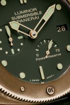часы Panerai Luminor Submersible 1950 3 Days Power Reserve Automatic Bronzo
