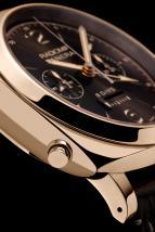 часы Panerai Panerai Radiomir 1940 Chrono Monopulsante 8 Days GMT Oro Rosso