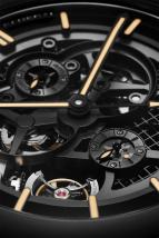 часы Panerai Pocket Watch Tourbillon GMT Ceramica