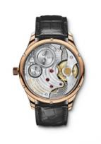 часы IWC Portuguese Tourbillon Hand-Wound