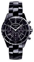 часы Chanel J12 Chronographe céramique