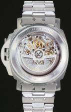 часы Panerai 1999 Edition Luminor Chrono Titanium / Steel