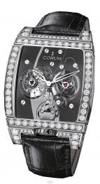 Golden Tourbillon Panoramique WG Diamond Grey Limited 66