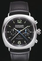 2010 Special Edition Radiomir Regatta One/Eight Second Titanium