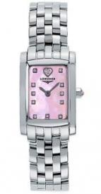 Longines Dolcevita Limited Edition Audrey Hepburn Diamond Heart Ladies Watch