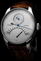 Regulateur Retrograde Minutes