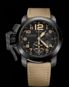 CHRONOFIGHTER OVERSIZE BLACK Sahara