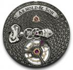 часы Arnold & Son TE8 Métiers D'art I